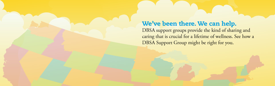 Find a DBSA Support Group
